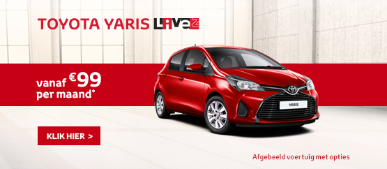 Speciale Serie Yaris Live²