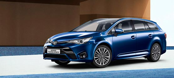 Avensis Safety Sense