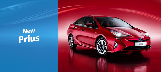 Homepage Toyota Europe