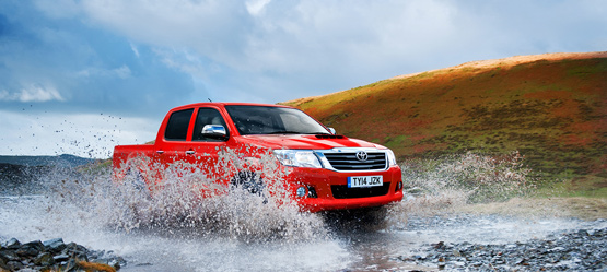 10 Reasons The Hilux Rules the Earth