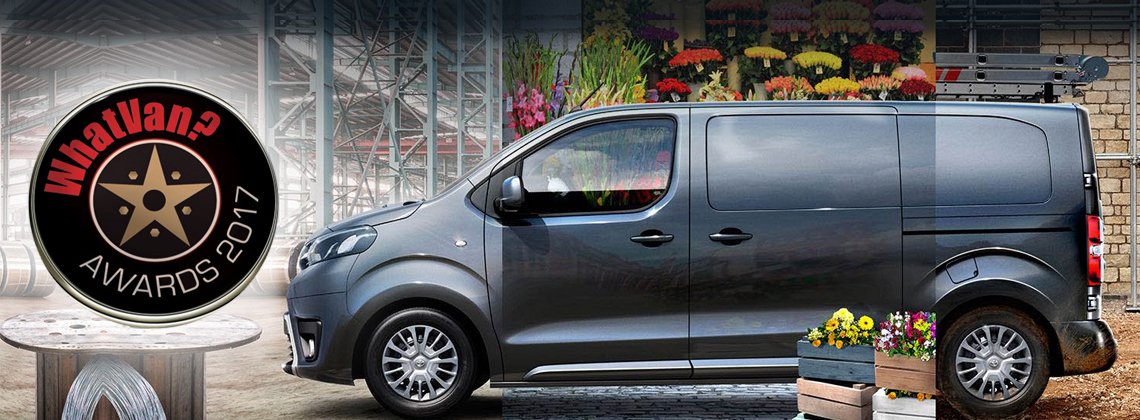 Toyota Proace named Light Commercial Vehicle of the Year
