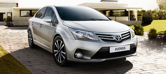 Toyota Avensis Luna & Sol Enjoy Specification Upgrades & Price reductions of up to €2,415