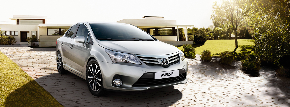 Toyota Avensis Luna enjoys Specification Upgrades & Price reductions of up to €2,415