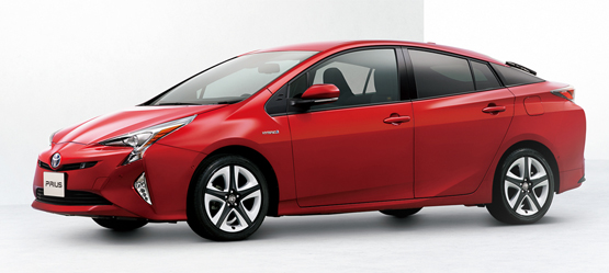 Toyota Reaches Greater Heights of Efficiency In All-New Prius