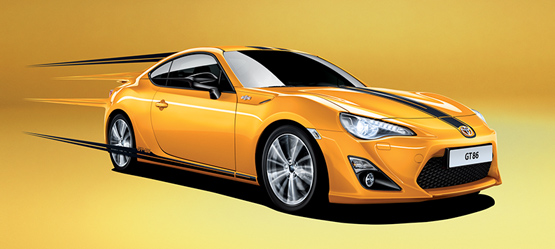 GT86 Limited Edition