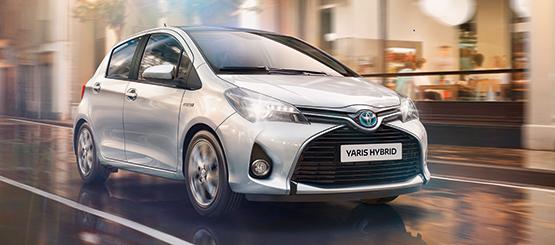 Toyota Yaris Edition 45