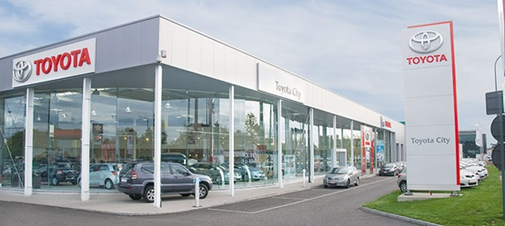 Toyota BusinessPlus Centers – Toyota City Brussels
