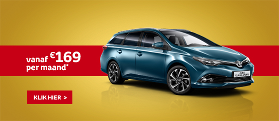 Nieuwe Auris Touring Sports 1.4 D-4D Dynamic