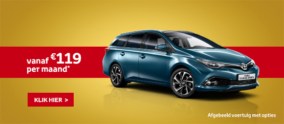 Nieuwe Auris Touring Sports 1.33 Dual VVT-i Pure