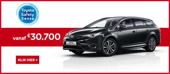 Nieuwe Avensis Touring Sports 1.6 D-4D Dynamic
