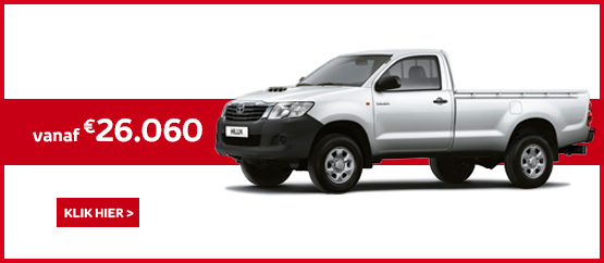 Hilux Single Cab TX 2.5 D-4D