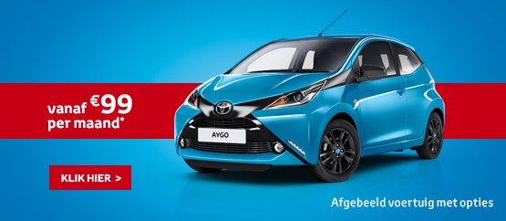 Speciale Serie AYGO x-cite