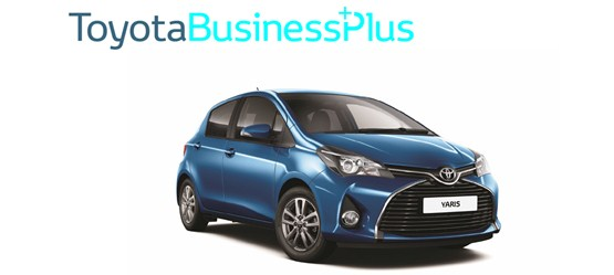 Yaris Business Plus