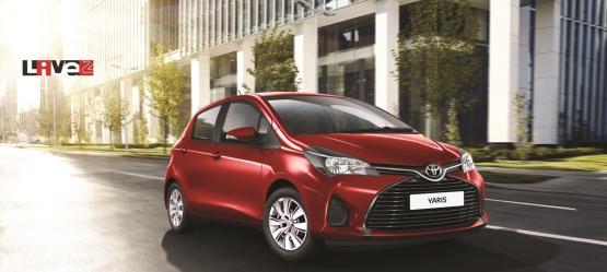 Yaris Live² Speciale serie