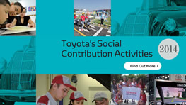 Toyota Global Social Contribution Activities