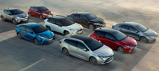Toyota Automobile | Neuwagen im Überblick | Toyota DE
