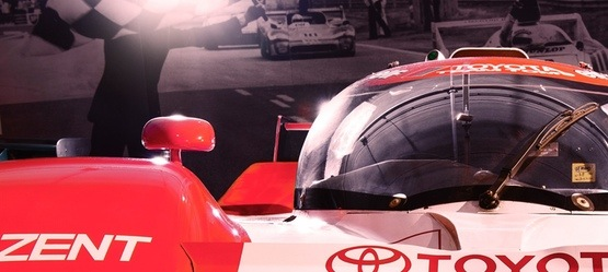 Toyota TS010:Der Langstreckensportler