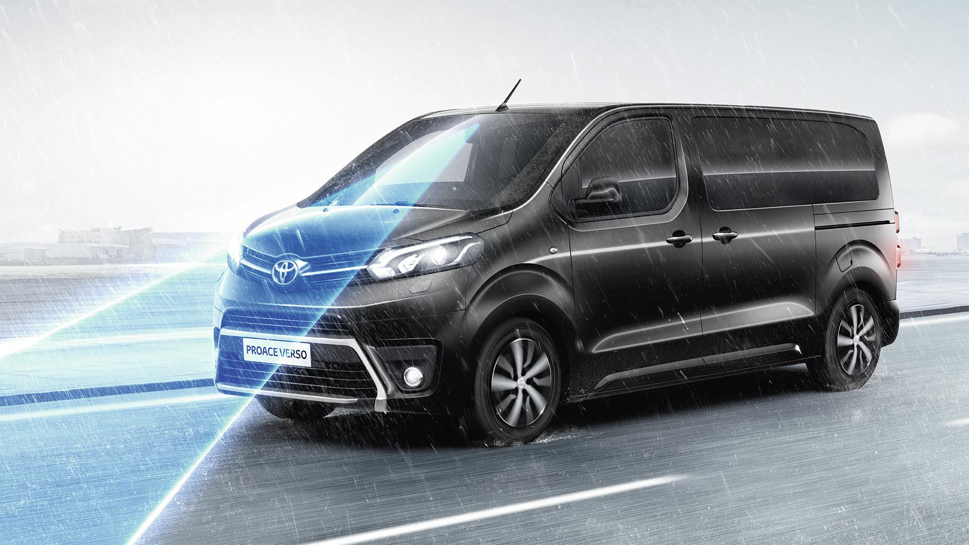 2020 Toyota Verso Spesification