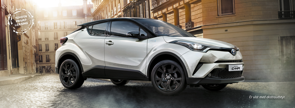 Toyota C-HR privatleasing