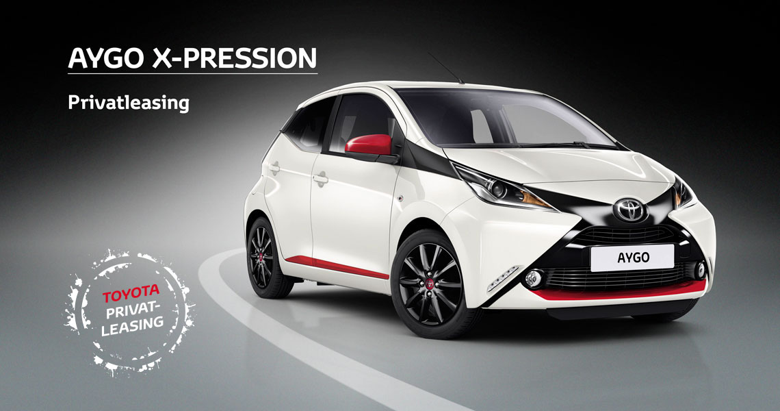 toyota aygo x pression privatleasing. Black Bedroom Furniture Sets. Home Design Ideas