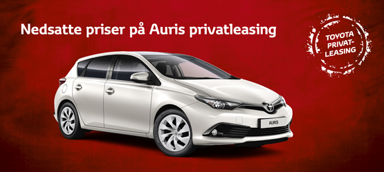 Toyota Auris - Touring Sports og Hatchback