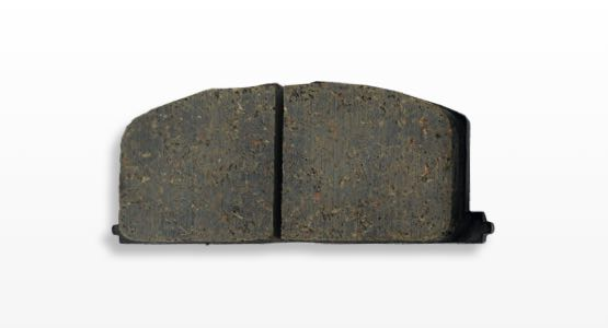 Counterfeit Brake pad
