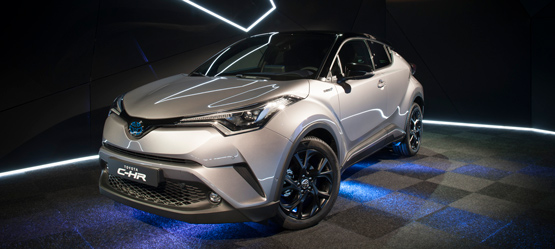 C-HR Experience by Toyota abre sus puertas