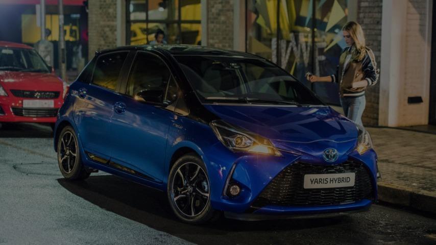 Compra Un Toyota Nuevo Sin Pagar Entrada