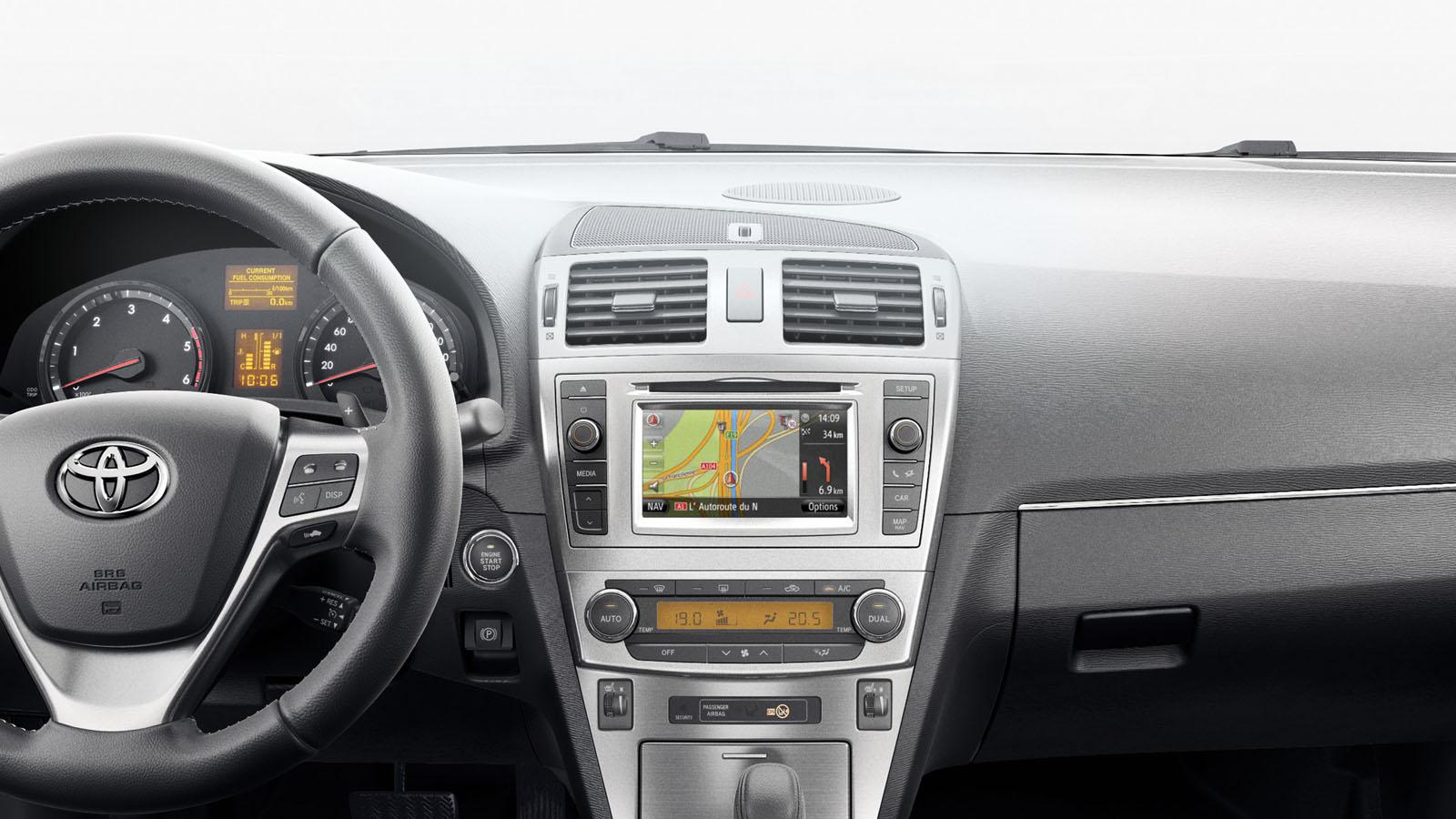 Actualizaciones Mapa Gps Toyota Espana