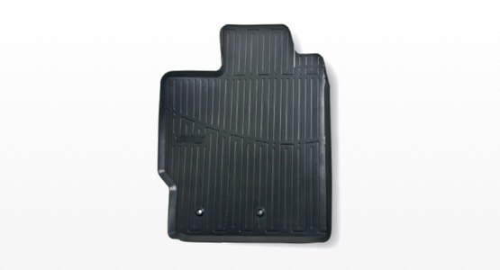 genuine rubber floor mats
