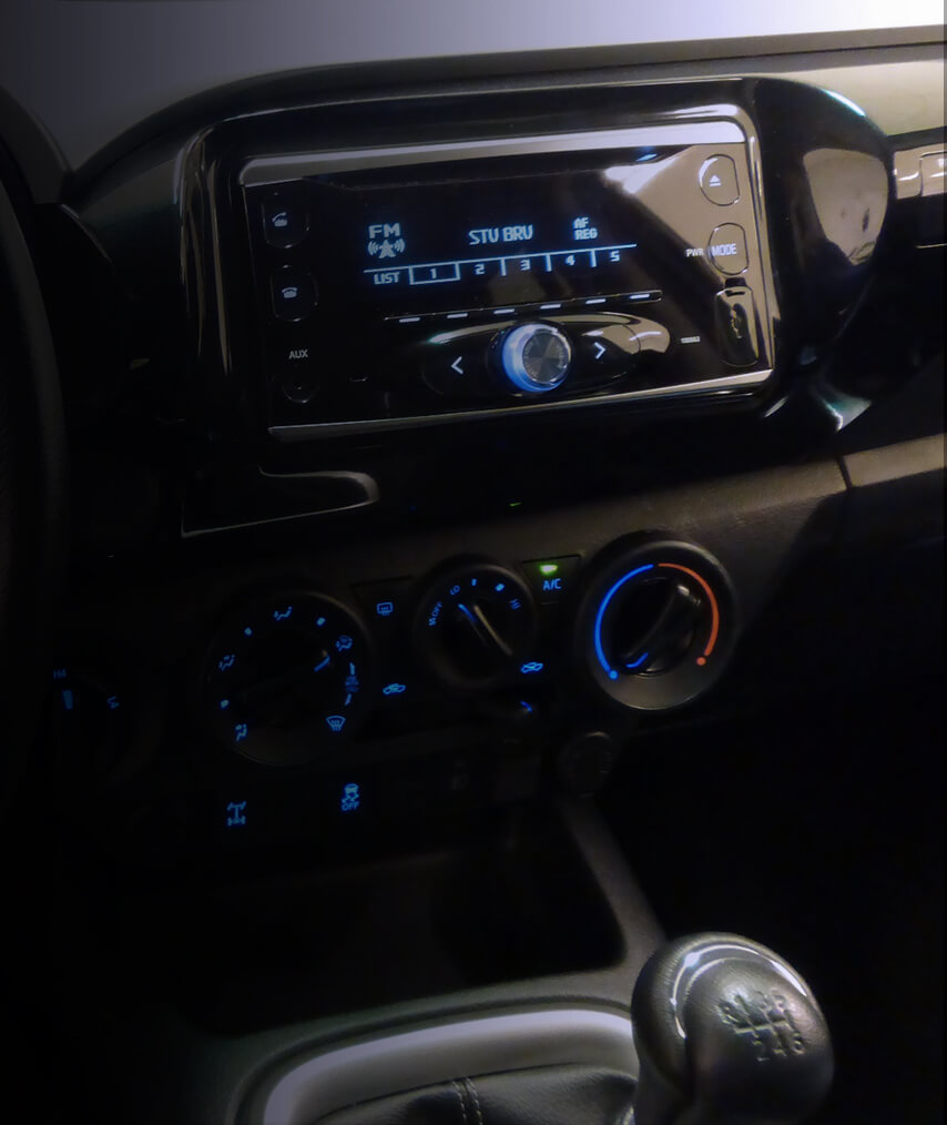 Car Audio System >> Toyota Audio System