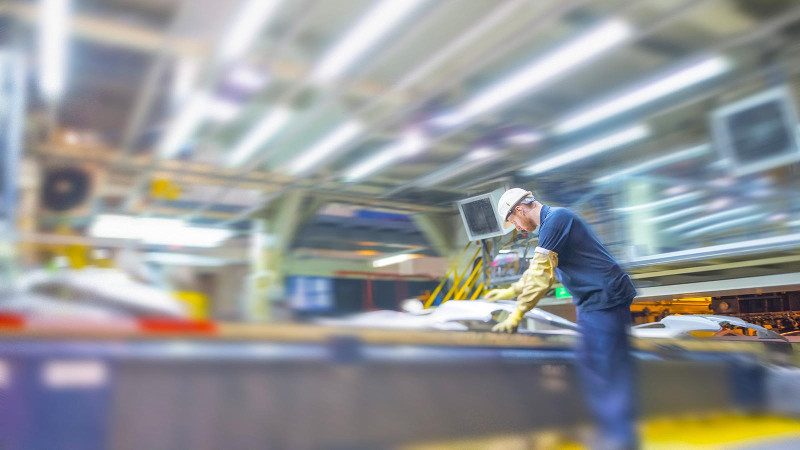 Manufacturing Toyota Motor Europe
