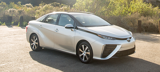 Toyota Mirai: a start for the better
