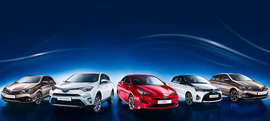 Toyota Hybrid sales reach 10 million