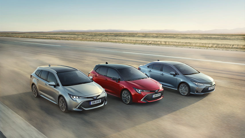 New Toyota Corolla >> New Toyota Corolla Hybrid The Next Generation Of Hybrid Driving