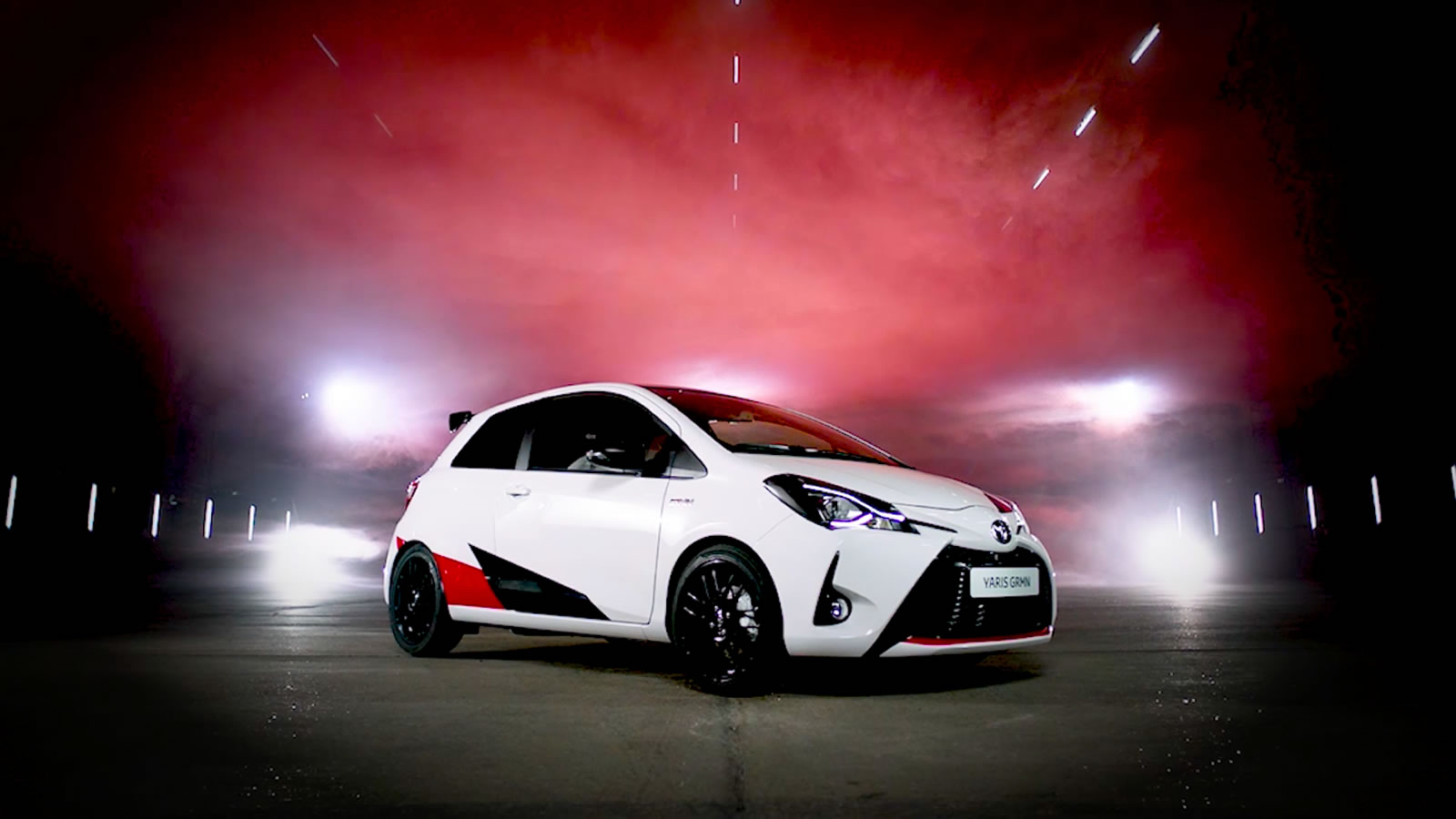Yaris Grmn Limited Edition