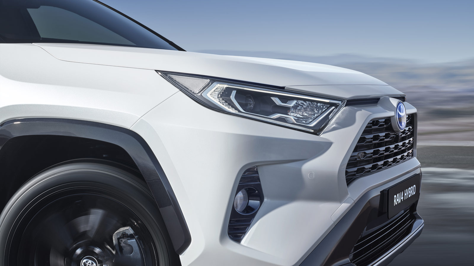 New Toyota Rav4 A Modern Suv That Is All Hybrid Without Compromise