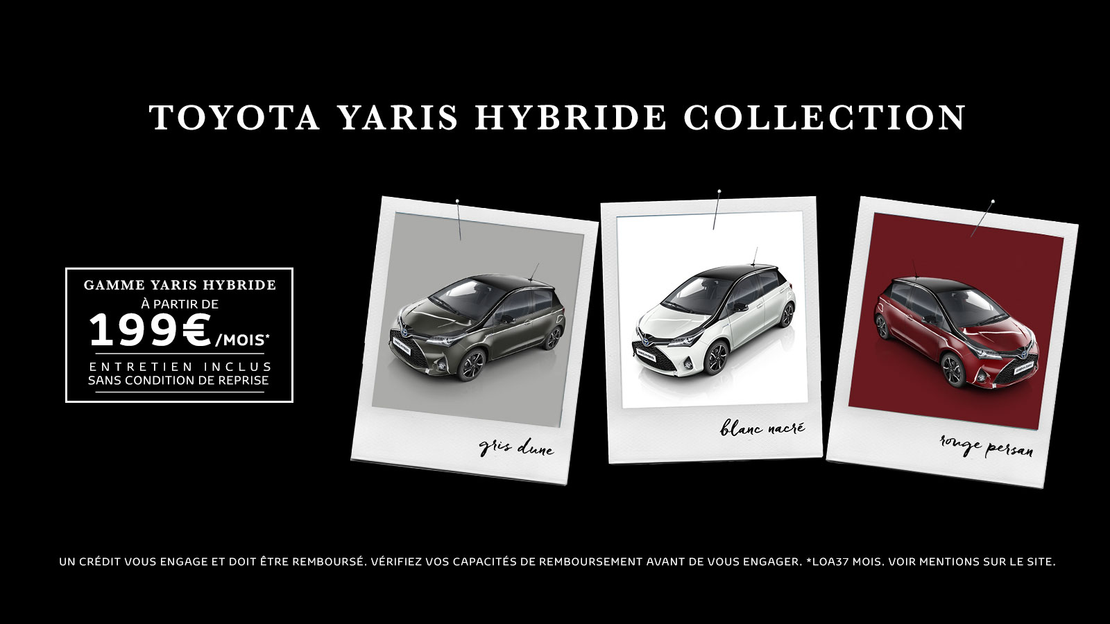 offre sp ciale toyota yaris hybride la toyota made in france. Black Bedroom Furniture Sets. Home Design Ideas