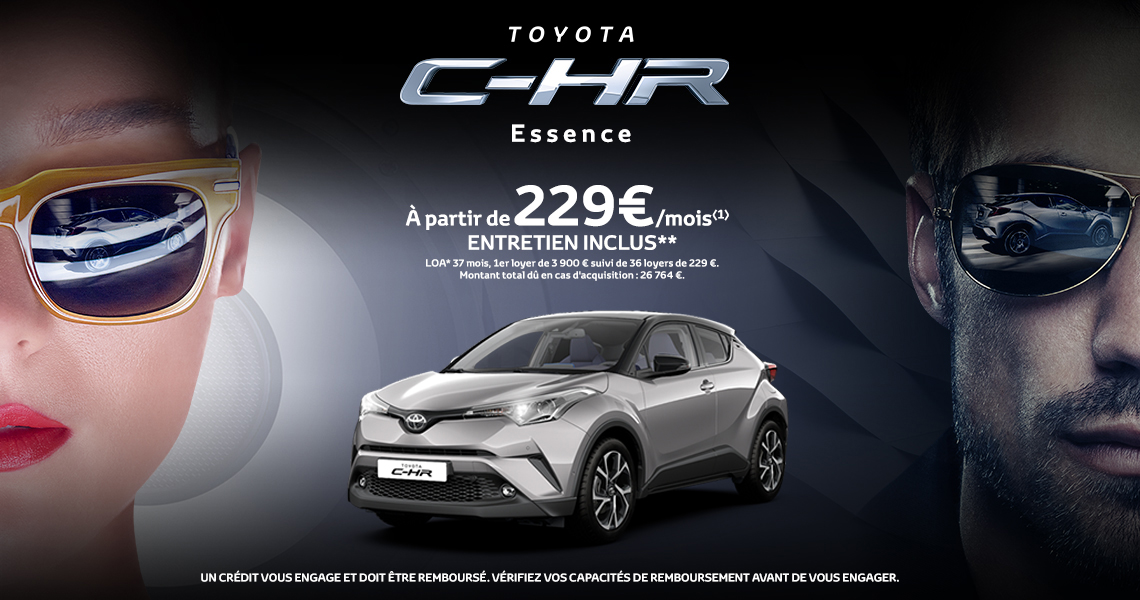 Toyota C-HR Essence