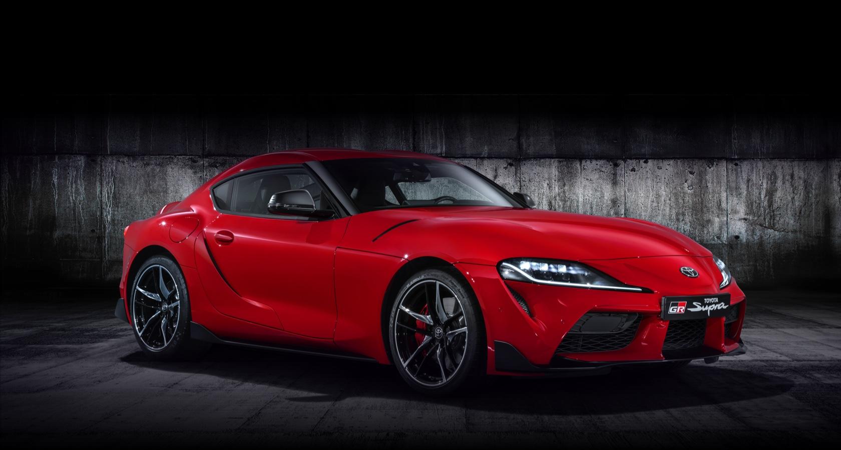 Nouvelle Toyota Gr Supra Sp 233 Cifications