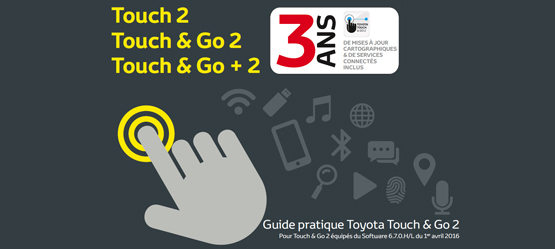 Mon Touch&Go2 - Quick Guide
