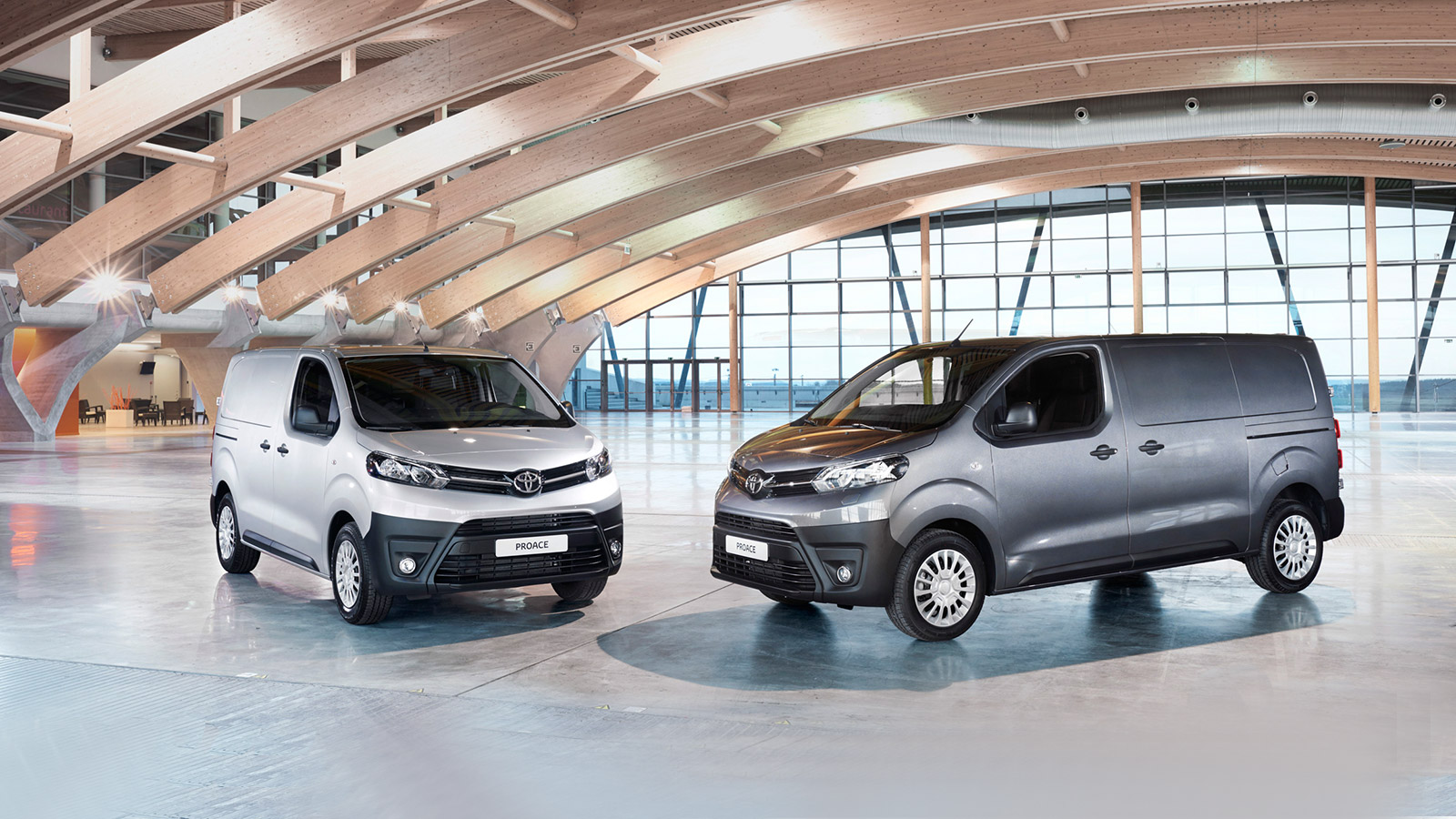 nouveau toyota proace 2016 utilitaire toyota. Black Bedroom Furniture Sets. Home Design Ideas
