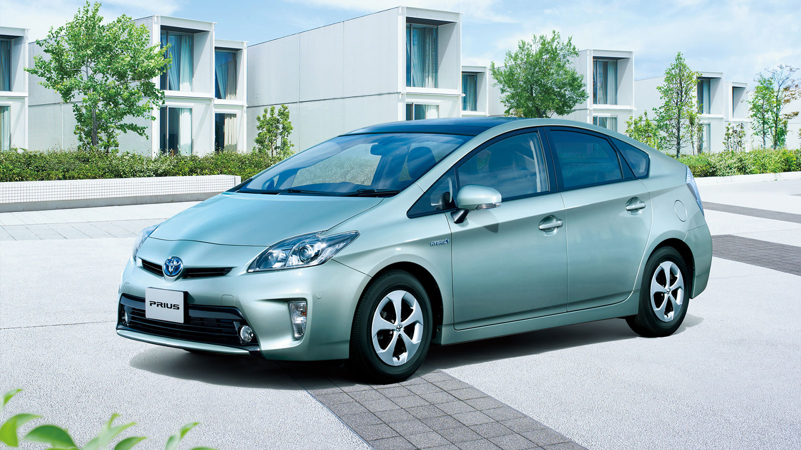 l 39 hybride toyota la troisi me g n ration de prius. Black Bedroom Furniture Sets. Home Design Ideas
