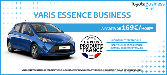 Yaris Essence France Business