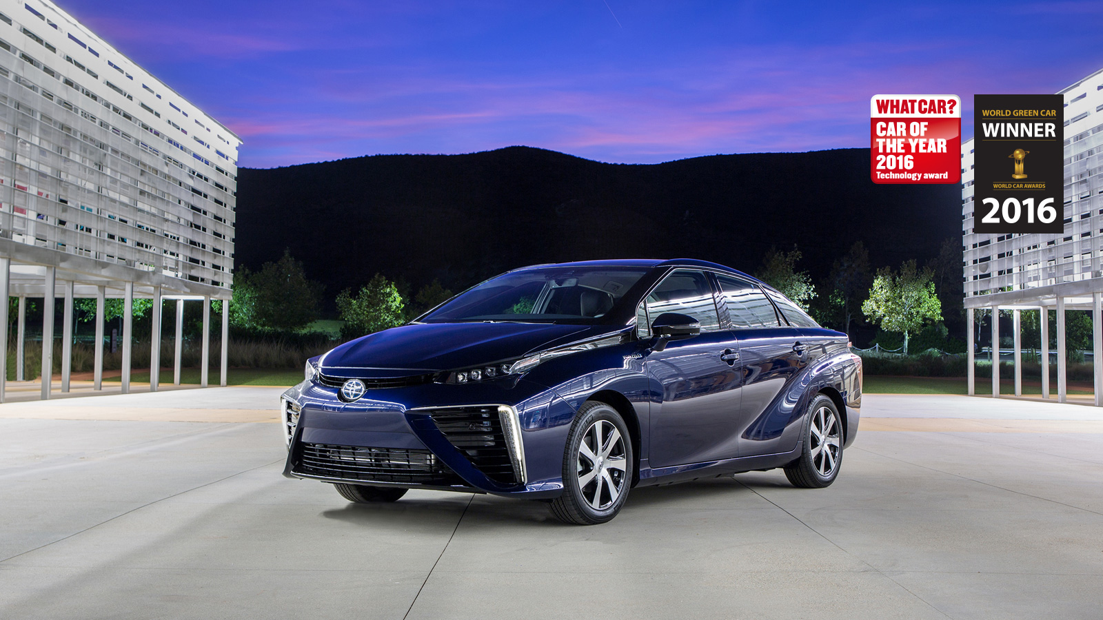 mirai new cars toyota uk