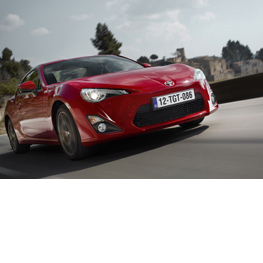 Personalise to create your perfect GT86