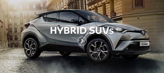 H5 Toyota Hybrid Suvs