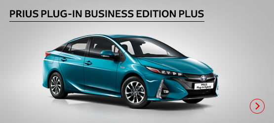 Prius Plug-in Business Edition Plus