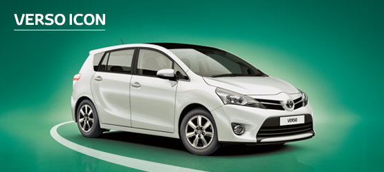 Verso Icon 1.8 multidrive £745 advance payment (Motability Users Only).