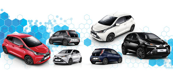 See our full range of Small Car grades